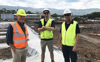 Edwards Constructions Looks to the Future